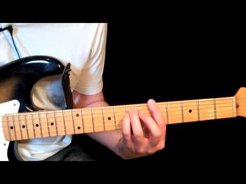 Lesson Guitar - Natural Minor All Keys