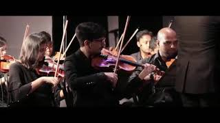 Mozart Symphony No. 25, The Creative school of music New Delhi