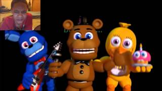 FNAF World Teaser Trailer REACTION | NOW THEY