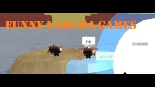 Roblox Anime Cross 2:Funny Yamcha Games (game details in description)