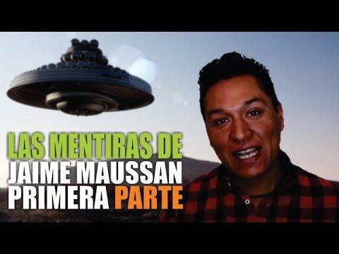 Las mentiras de Jaime Maussan (1 de 2)