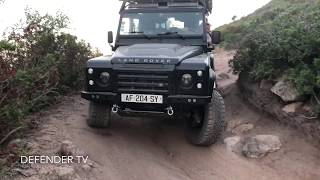 Land Rover Defender 110 to the beach - Sardegna - july 2018