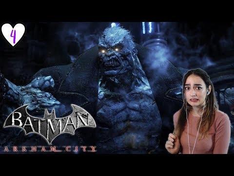 Penguin, Mr. Freeze & Solomon Grundy Boss Fight / Batman: Arkham City / Part 4
