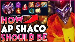 HOW AP SHACO SHOULD BE! (I ACTUALLY KILL PEOPLE?!)