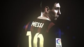 Lionel Messi 2014 | La Pulga | HD