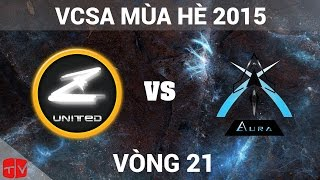 Video clip [11.07.2015] ZOT vs TGA [VCSA Mùa Hè 2015]