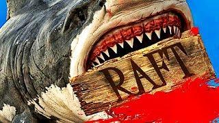 ATTAQUÉ PAR LE GRAND REQUIN BLANC !   Raft #2