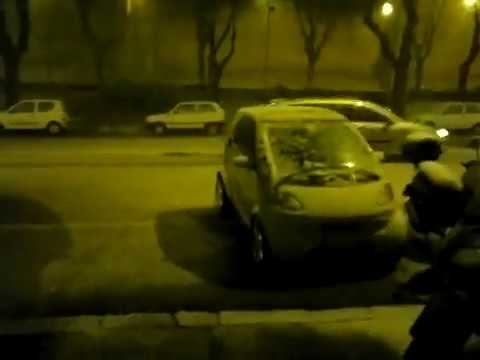 NEVE A ROMA 10 FEBBRAIO 2012 ORE 20:05 VENERD - 10/02/2012