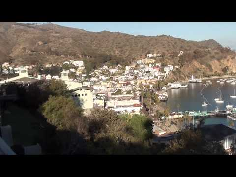 Catalina Island - Trans Catalina Trail Hike 12-22-2013 to 12-26-2013