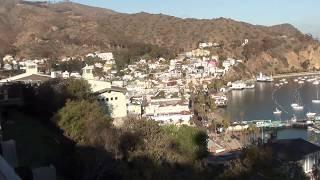 Catalina Island - Trans Catalina Trail Hike 12-22-2013 to 12-26-2013