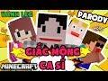 Giấc Mộng Ca Sĩ (Minecraft Parody) LEG - Oops Gumball Minecraft thumbnail