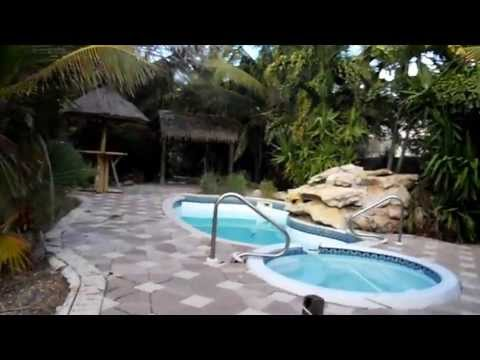 6 Tern Lane Geiger Key FL Florida Keys pool and jacuzzi