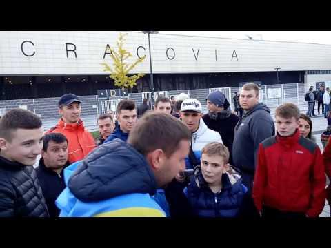 У Парасюка вимагають білети у Кракові перед грою з Косово