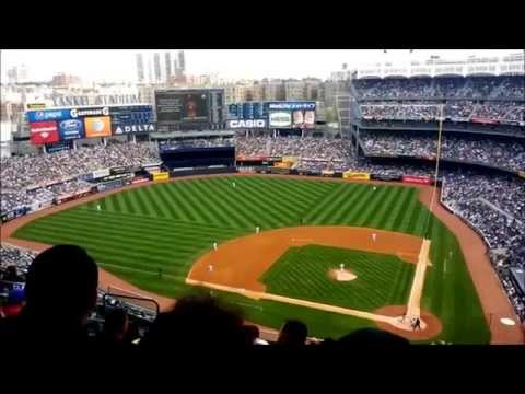 New York Yankees vs Pittsburgh Pirates - Yankee Stadium