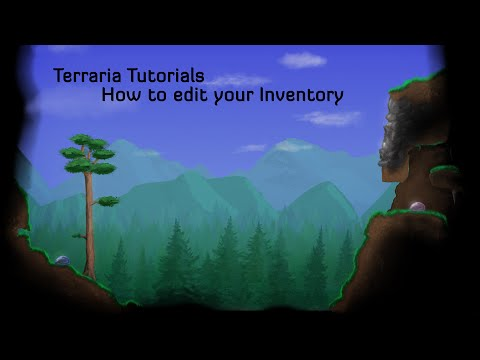 [Terraria] [1.3.0.7] How to edit your Inventory