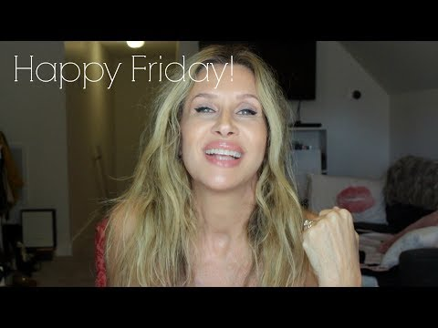Happy Friday!  Face Tanners & More
