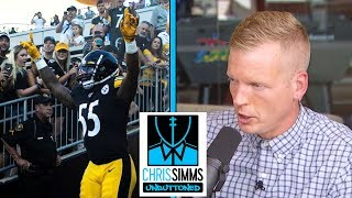 Rookie film review: Stock up on Pittsburgh Steelers LB Bush | Chris Simms Unbuttoned | NBC Sports