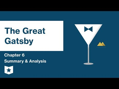 great gatsby 3 chapters The great gatsby's third chapter mainly focuses on nick's first encounter, with the shrouded character of jay gatsby nick meets gatsby at one of his gaudy parties at which nick seems to be one of the few guests who had actually been invited.