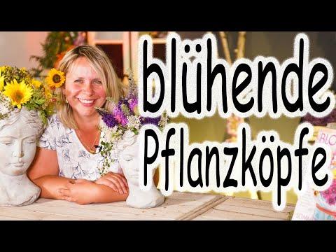 DIY: Blumengesteck im Pflanzkopf | Sommerdeko | Blumendeko | Hortensien | Steckschaum | Floristik24