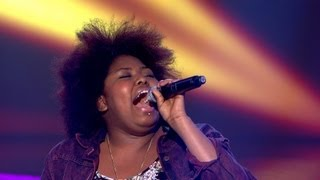Ruth Brown performs 'When Love Takes Over' - The Voice UK - Blind Auditions 4 - BBC One