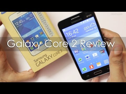 Samsung Galaxy Core 2 Android Phone Review