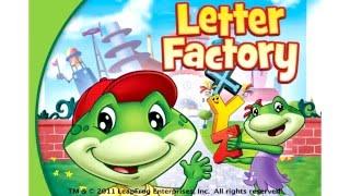 Letter Factory Alphabet Sounds Song   LeapFrog