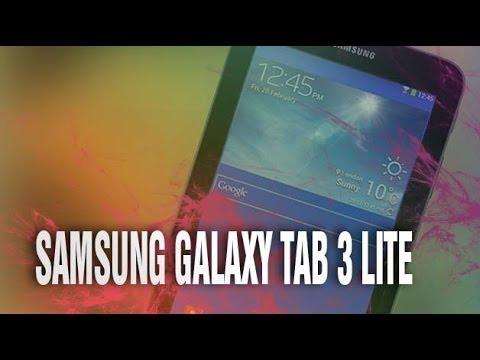 Samsung Galaxy Tab 3 Lite, precio y características