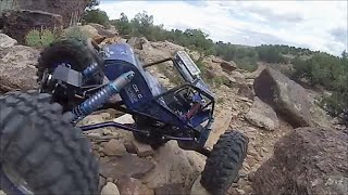 Axial AX 10 Rock crawler/Rock racer