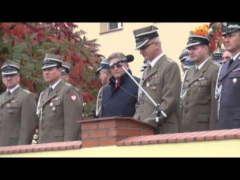 1  Brzeski Pułk Saperów przekazanie dowództwa 8 10 2015