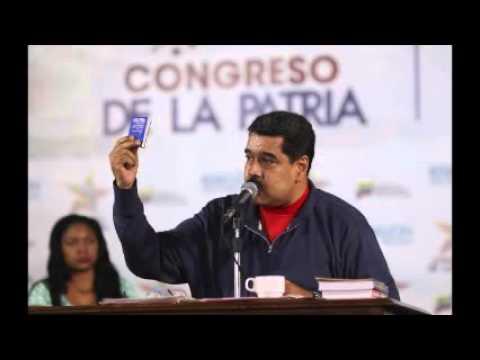 Garrulous Maduro has addressed Venezuela for 500 hours: group