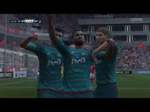LFRM.net | United World League | Matchday 9 | Lokomotiv Moscow v Spartak