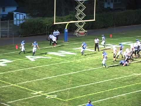 R.J. Sarajian Highlight Film Through Week 5 2013 Pocono Mountain East High School