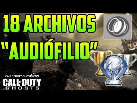 CoD: Ghosts - Localización 18 Archivos de Rorke - Logro/Trofeo