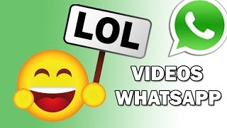 Videos Graciosos Whatsapp - Videos Cortos De Risa - Recopilación #01