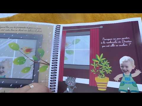 Storyandme.com, une super idée cadeau : un livre personnalisé dont le héros est votre enfant
