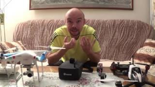 Dron vs FPV - video pro začátečníky