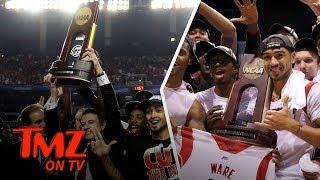 Louisville & Rick Patino Get Punishments! | TMZ TV