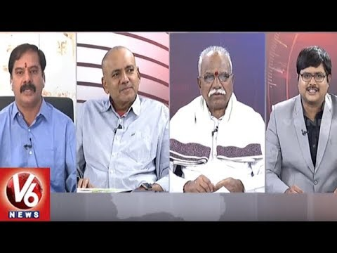 Special Debate On TS Govt Action Over ACB Raids | Good Morning Telangana | V6 News