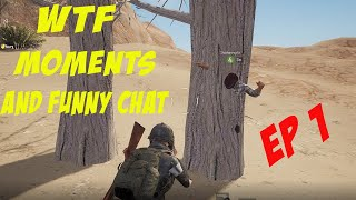 PUBG Mobile INDIA   WTF Moments And Funny Chat   Ep 1