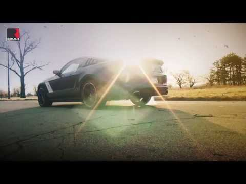 2014 ROUSH Stage 3 Mustang - Power / Handling / Styling