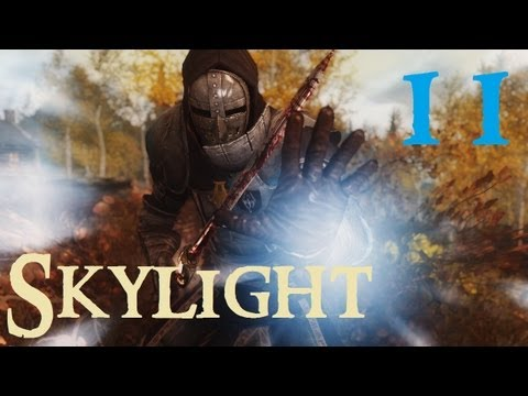 Skylight 11 (Skyrim Mod Preview) : Spell Crafting for Skyrim