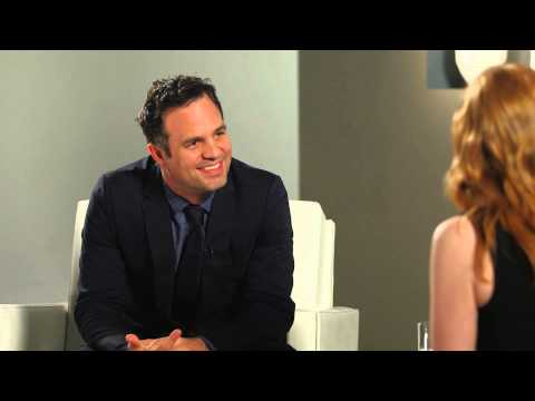 Jessica Chastain and Mark Ruffalo at the Variety Studio: Actors on Actors