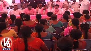 Cold War Between TRS MLA Kusukuntla Prabhakar Reddy And MLC Karne Prabhakar | Nalgonda