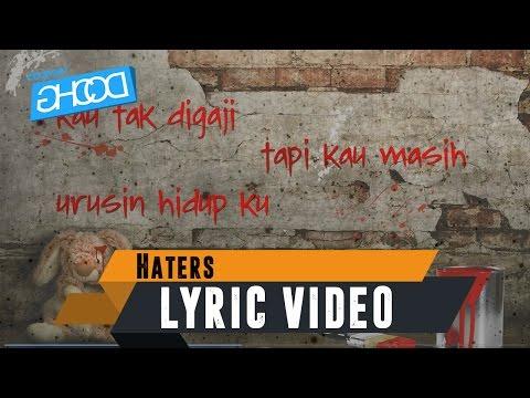 Z-LOW DZ - Haters (ft. ECKO SHOW & A.T) [ Lyric Video ]