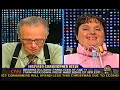 Brooke Ellison on Larry King Live