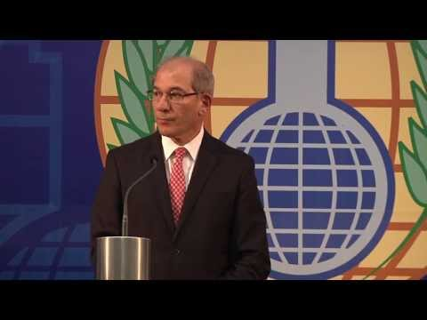 OPCW Director-General on the destruction of Chemical Weapons in Syria