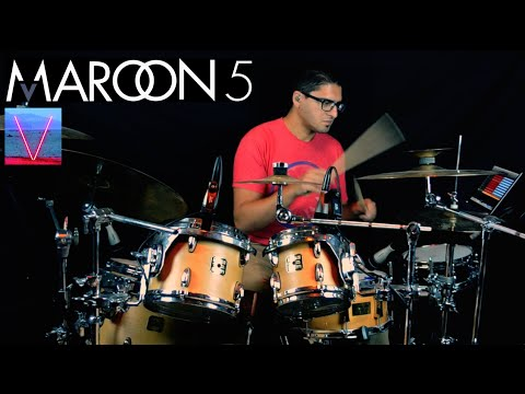 Maroon 5 - Sugar - Drum Cover by Leandro Caldeira