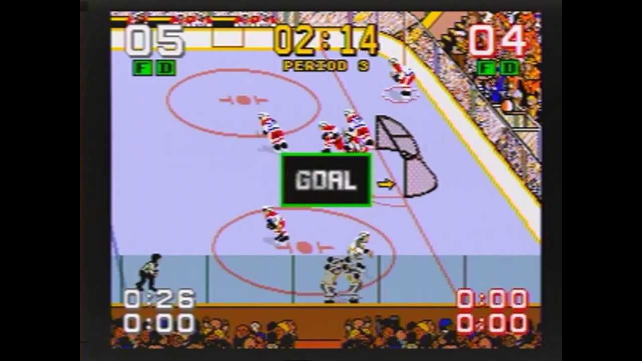 Hockey Mario Lemieux Mario Lemieux Ice Hockey Sega