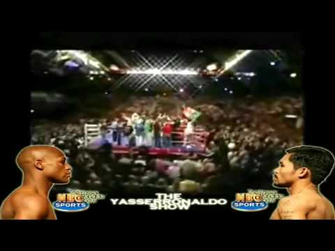 Floyd Mayweather VS Manny Pacquiao (Mar 13,2010)Fight Of The Decade HD Version By BucciboydaDon