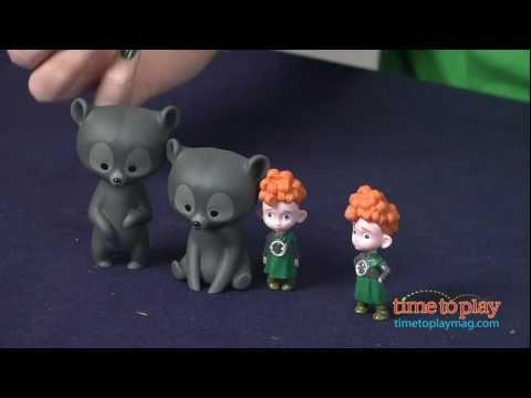 Disney/Pixar's Brave Transforming Triplets from Mattel